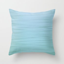Bleus Throw Pillow