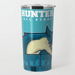 Monster Hunter All Stars - Moga Sea Dogs Travel Mug