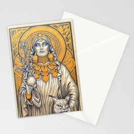 Lady of Baza- Dama de Baza Stationery Cards