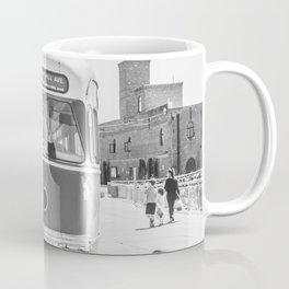 On the Waterfront Trolley Coffee Mug