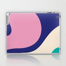 Abstract Waves Laptop & iPad Skin