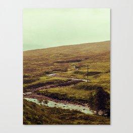SCOTLAND / Glen Etive, Highlands / 01 Canvas Print