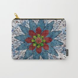 Marble Quilt Carry-All Pouch