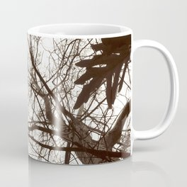 Memories of Endor 1 (B&W) Coffee Mug
