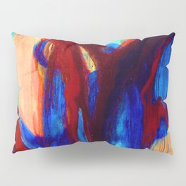 Apocalyptic Dialogue Pillow Sham
