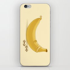 Crunches iPhone Skin