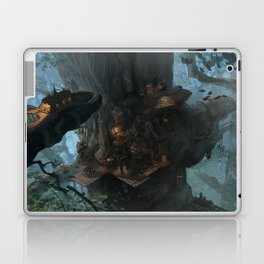 Below the Root Laptop & iPad Skin