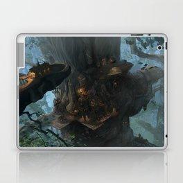 Below the Root Laptop & iPad Skin