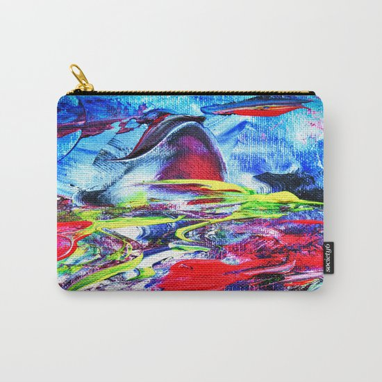 Abstract Perfection 6 Carry-All Pouch