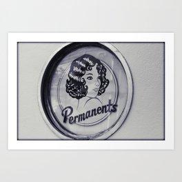 Permanents  Art Print