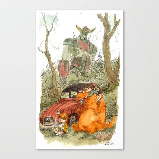 1982 Canvas Print