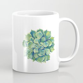 November Succulents Coffee Mug