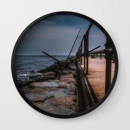 Seaside Serenity on Long Beach Island Wall Clock