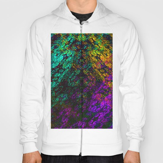 clouds everywhere color Hoody