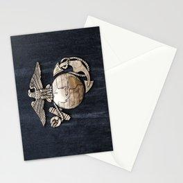 Semper fi Stationery Cards