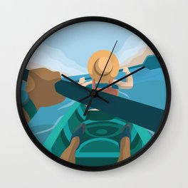 A weekend to be remembered -series- Wall Clock