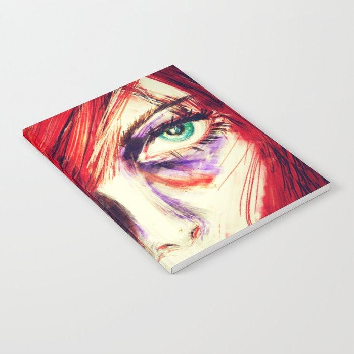Redhead Notebook