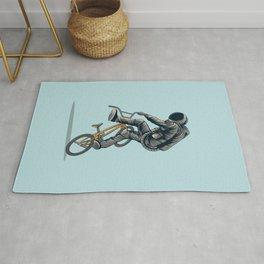Astronaut Freestyle Bmx Bike Rug