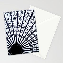 Whimsical pergola Stationery Cards