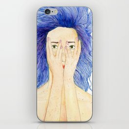 glance iPhone Skin