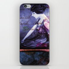 Our Love Was Lost iPhone & iPod Skin