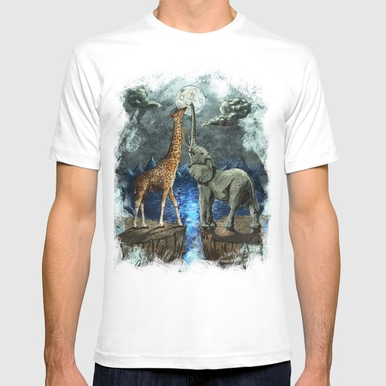 The Magical Forces of the Moon T-shirt