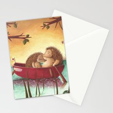 A life together Stationery Cards