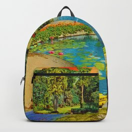 Gardens of Pluto Backpack