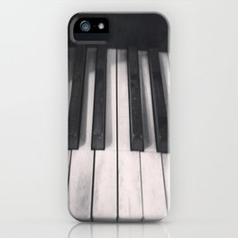Tickle The Ivories iPhone Case