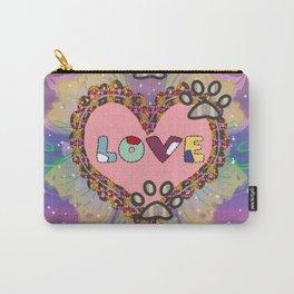Huellas de amor Carry-All Pouch