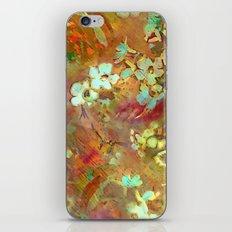 Ethereal Bloom iPhone & iPod Skin