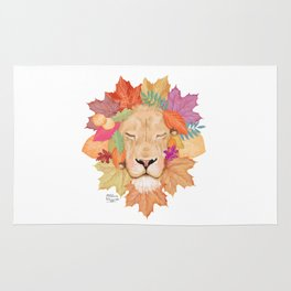 Autumn Leon Rug