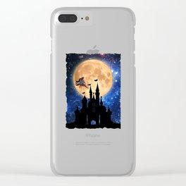 ARABIAN NIGHT Clear iPhone Case