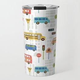 Bus Stop Travel Mug
