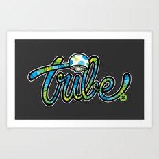 TURBODOG Art Print
