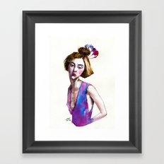 Fashion I  Framed Art Print