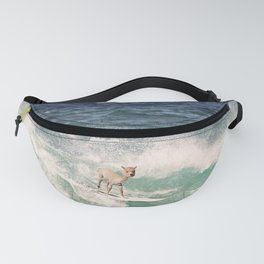 ALPACA - SURFING HAWAII Fanny Pack