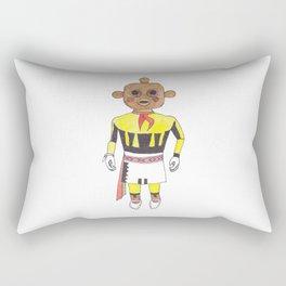 Kachina Doll Rectangular Pillow