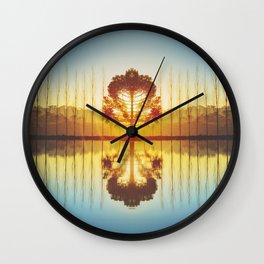 Thirteen Wall Clock