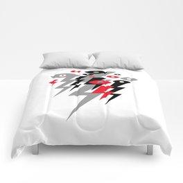Killing Gaze Comforters