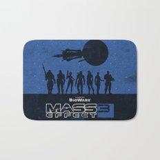 Mass Effect 3 Bath Mat