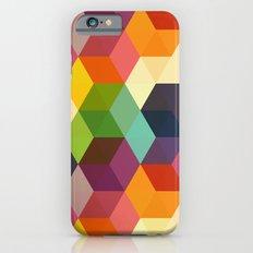 Retro Hexagonzo Slim Case iPhone 6s