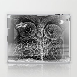 Owl time Laptop & iPad Skin