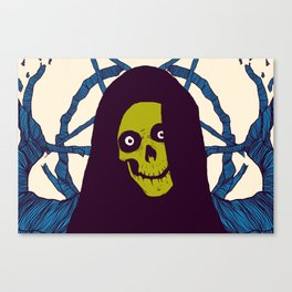 Spoopy Canvas Print