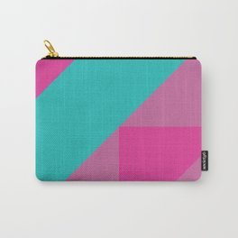 Color Block #3 Carry-All Pouch