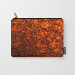 Molten Lava Carry-All Pouch