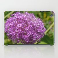 globe iPad Cases featuring Blue Globe by Christiane W. Schulze Art and Photograph