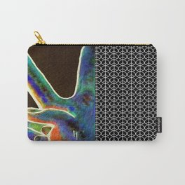 Peace Sign and Symbol Carry-All Pouch