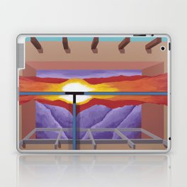 House of the Sun Cloud Laptop & iPad Skin