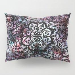 Intergalactic Mandala Pillow Sham